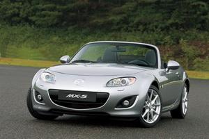 Mazda MX 5: в ожидании выхода новой модели
