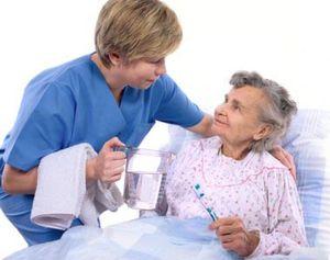 Осуществление ухода за хирургическими больными