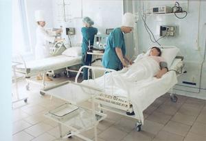 Платная госпитализация