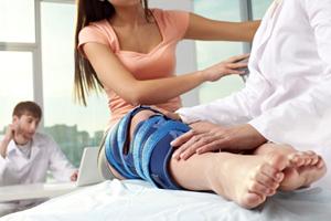Лечение открытого перелома ноги