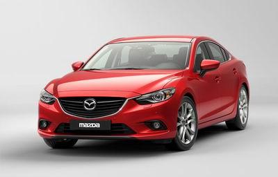 Как выглядит 3 поколение Mazda 6: что придумал производитель