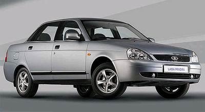 Lada Priora останется на конвейере до 2018-го