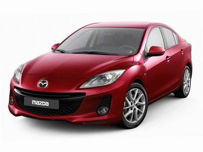 Полноприводная Mazda 3 в Самара-Авто