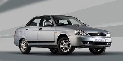 Лада Приора седан будет модернизирована