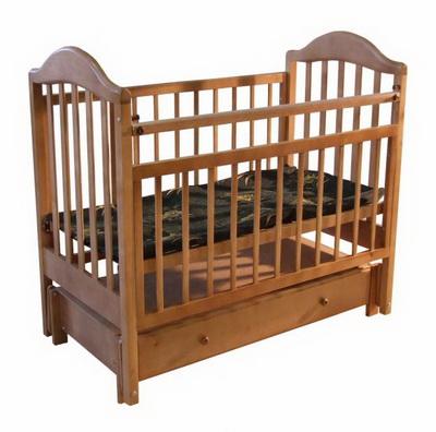 Детские кроватки: выбираем с умом