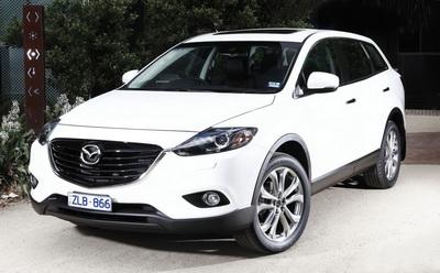 Обновления Mazda CX 9: что ждет знаменитый кроссовер
