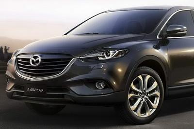 Mazda CX 9 — познакомьтесь с совершенным автомобилем