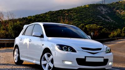 Mazda: новинка за новинкой